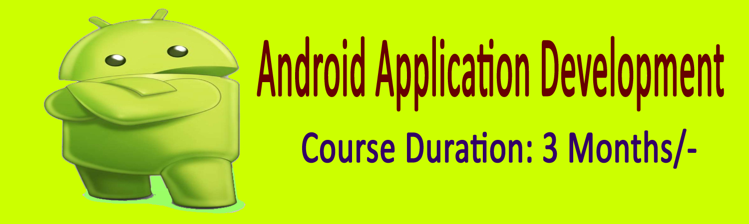 Android Application Development Course training in Delhi ncr, noida